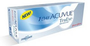 Acuvue True Eye - 30 sztuk Johnson & Johnson