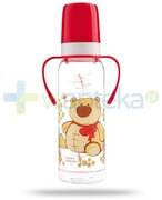 Canpol Babies Wesołe zwierzaki butelka tritanowa z uchwytami 250 ml [11/845] 1000