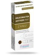 Domowe Laboratorium Helicobacter Antygen test z kału 1 sztuka Hydrex