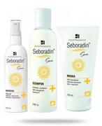 Seboradin Sun szampon 200 ml + maska 150 ml + mgiełka 100 ml [ZESTAW] [Data ważności 30-04-2020] Seboradin Inter-Fragrances