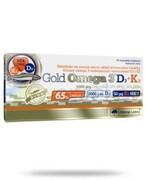 Olimp Gold Omega-3 D3+K2