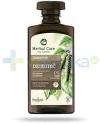 Farmona Herbal Care Dziegieć szampon do włosów z łupieżem 330 ml Farmona
