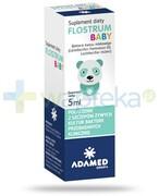 Flostrum Baby krople 5 ml REALIZACJA ZAMÓWIEŃ W 1 DZIEŃ ROBOCZY Adamed Grupa