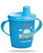 Canpol Babies Haberman dla canpol babies kubek niekapek dla dzieci 9m+ niebieski auto 250 ml [31/200] 1000
