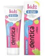 Tołpa Dentica Kids pasta do zębów dla dzieci 0-6 lat smak owocowy 50 ml [KUP 2 produkty = Tołpa green nawilżająca maska łagodząca 8 ml GRATIS] 1000
