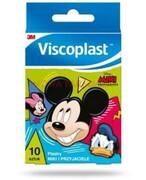 Viscoplast Miki i przyjaciele plastry dla dzieci 10 sztuk REALIZACJA ZAMÓWIEŃ W 1 DZIEŃ ROBOCZY Viscoplast 3M