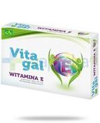GAL Vitagal witamina E 90mg 60 kapsułek REALIZACJA ZAMÓWIEŃ W 1 DZIEŃ ROBOCZY Gal