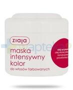 Ziaja Intensywny Kolor maska do włosów farbowanych 200 ml Ziaja