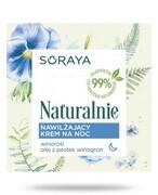Soraya Naturalnie Nawilżający krem na noc 50 ml Orkla Health