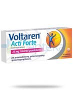 Voltaren Acti Forte tabletki przeciwbólowe i przeciwzapalne - 20 sztuk GlaxoSmithKline