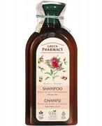 Green Pharmacy szampon do włosów suchych Olej arganowy i Granat 350 ml Elfa Pharm REALIZACJA ZAMÓWIEŃ W 1 DZIEŃ ROBOCZY Elfa Pharm