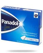 Panadol lek przecwibólowy - 12 tabletek GlaxoSmithKline