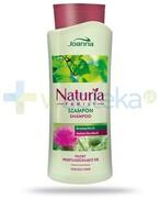 Joanna Naturia Family szampon z brzozą i łopianem do włosów przetłuszczających się 750 ml REALIZACJA ZAMÓWIEŃ W 1 DZIEŃ ROBOCZY Joanna