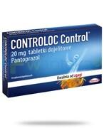 Controloc Control 20mg 14 tabletek REALIZACJA ZAMÓWIEŃ W 1 DZIEŃ ROBOCZY Takeda Pharma