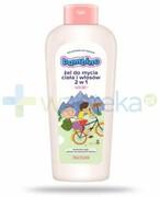 Bambino Dzieciaki żel do mycia ciała i włosów 2 w 1 Bolek i Lolek góry 400 ml REALIZACJA ZAMÓWIEŃ W 1 DZIEŃ ROBOCZY Nivea Polska