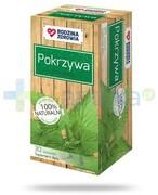Rodzina Zdrowia Pokrzywa 1500mg zioła do zaparzania 30 saszetek REALIZACJA ZAMÓWIEŃ W 1 DZIEŃ ROBOCZY Silesian Pharma