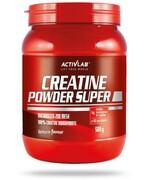 ActivLab Creatine Powder Super smak cytrynowy 500 g ActivLab Pharma