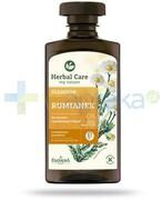Farmona Herbal Care Rumianek szampon do włosów blond i rozjaśnionych 330 ml Farmona