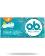 OB ProComfort Super tampony higieniczne 16 sztuk REALIZACJA ZAMÓWIEŃ W 1 DZIEŃ ROBOCZY Johnson & Johnson