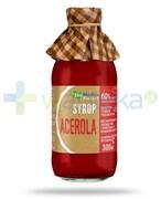 EkaMedica Acerola, syrop z owoców aceroli 300 ml REALIZACJA ZAMÓWIEŃ W 1 DZIEŃ ROBOCZY EkaMedica JaRo-Pol