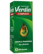 Verdin Complexx krople trawienne 40 ml USP Zdrowie