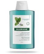 Klorane detoksykujący szampon na bazie Mięty Nadwodnej 400 ml Klorane