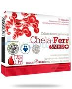 Chela-Ferr Med 30 kapsułek OLIMP