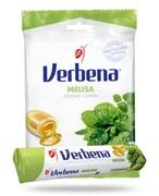 Verbena Melisa cukierki ziołowe 60 g REALIZACJA ZAMÓWIEŃ W 1 DZIEŃ ROBOCZY IDC Holding