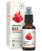 Aura Herbals Witamina B12 Forte aerozol 30 ml Aura Herbals