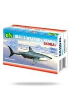 GAL Ekogal olej z wątroby rekina 466mg 150 kapsułek REALIZACJA ZAMÓWIEŃ W 1 DZIEŃ ROBOCZY Gal