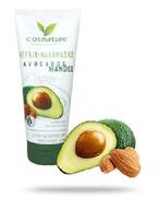 Cosnature Naturalna regenerująca maska do włosów z awokado i migdałami 100 ml CosNature