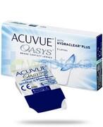 Soczewki kontaktowe Acuvue Oasys (6 soczewek) - zdjęcie 11