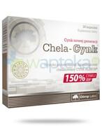 Chela-Cynk 30 kapsułek Olimp