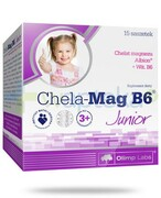 Chela-Mag B6 Junior 15 saszetek Olimp