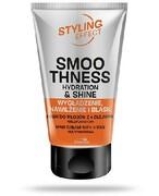 Styling Effect Smoothness krem do włosów z 4 olejkami 125 g Joanna