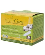 Masmi Silver Care tampony bez aplikatora regular 22 sztuki REALIZACJA ZAMÓWIEŃ W 1 DZIEŃ ROBOCZY Masmi
