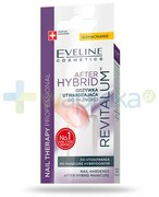 Eveline Nail Therapy Revitalum After Hybrid odżywka utwardzająca do paznokci 12 ml Eveline Cosmetics