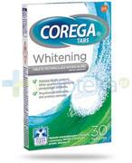 Corega Tabs Whitening tabletki do czyszczenia protez zębowych - 30 sztuk GlaxoSmithKline