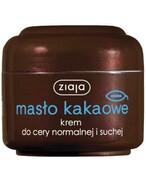 Ziaja Masło Kakaowe odżywczy krem do pielęgnacji twarzy 50 ml 1000