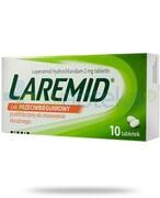 Laremid 2mg 10 tabletek REALIZACJA ZAMÓWIEŃ W 1 DZIEŃ ROBOCZY Polfa Warszawa
