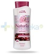 Joanna Naturia Family kremowy płyn do kąpieli z kwiatem wiśni 750 ml Joanna