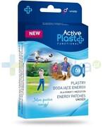Active Plast Functional plastry na wzrost energii 6 sztuk NTrade