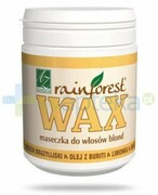 Wax Rainforest maseczka do włosów blond i siwych 250 ml A-Z Medica