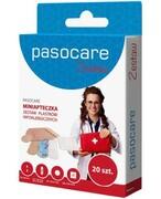 Pasocare Mini Apteczka zestaw plastrów hipoalergicznych 20 sztuk REALIZACJA ZAMÓWIEŃ W 1 DZIEŃ ROBOCZY Paso-Trading