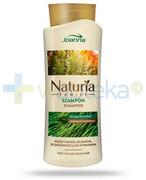 Joanna Naturia Family szampon ze skrzypem i rozmarynem do włosów cienkich, delikatnych ze skłonnością do wypadania 750 ml REALIZACJA ZAMÓWIEŃ W 1 DZIEŃ ROBOCZY Joanna