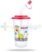 Canpol Babies kubek jakubek ze słomką z kolekcji kolorowe zwierzęta 320 ml [4/112] 1000