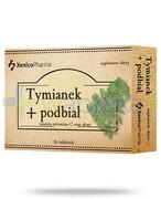 Tymianek + podbiał 16 tabletek do ssania Xenico Xenico Pharma