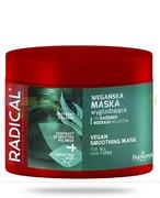 Farmona Radical Wegańska maska wygładzająca do każdego rodzaju włosów 300 ml Farmona