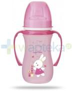 Canpol Babies EasyStart Sweet fun kubek treningowy 6m+ różowy królik 240 ml [35/208] 1000