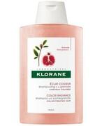 Klorane szampon na bazie wyciągu z granatu 400 ml Klorane